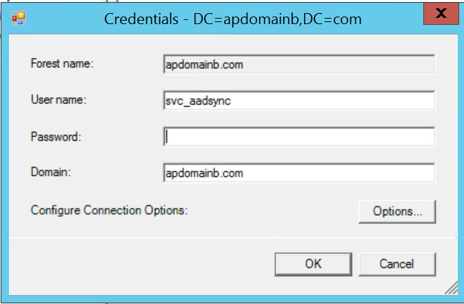 how to allow account add to active directory