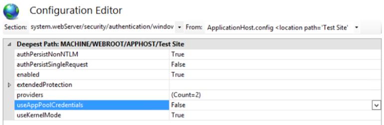 Configuration Editor