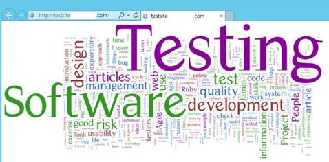 test web page