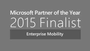 Enterprise Mobility Finalist 2015