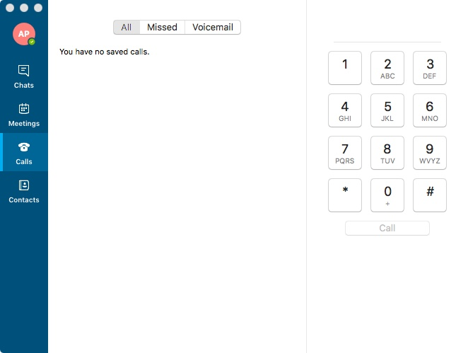 office-mac-dialpad