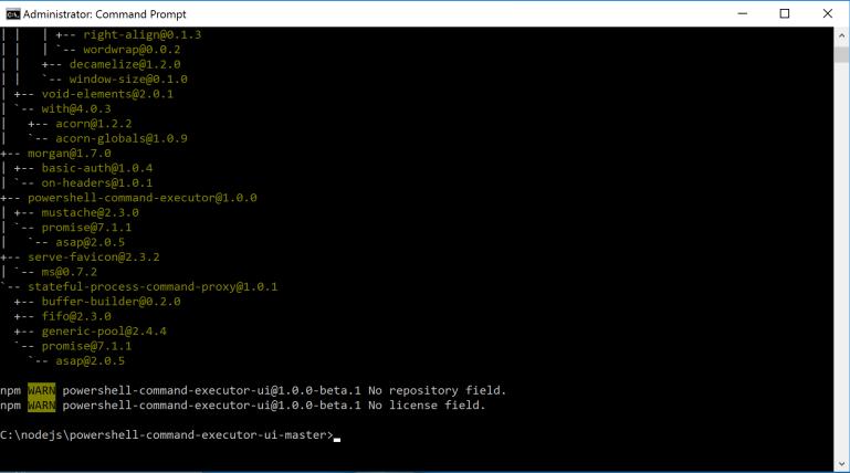 npm install2