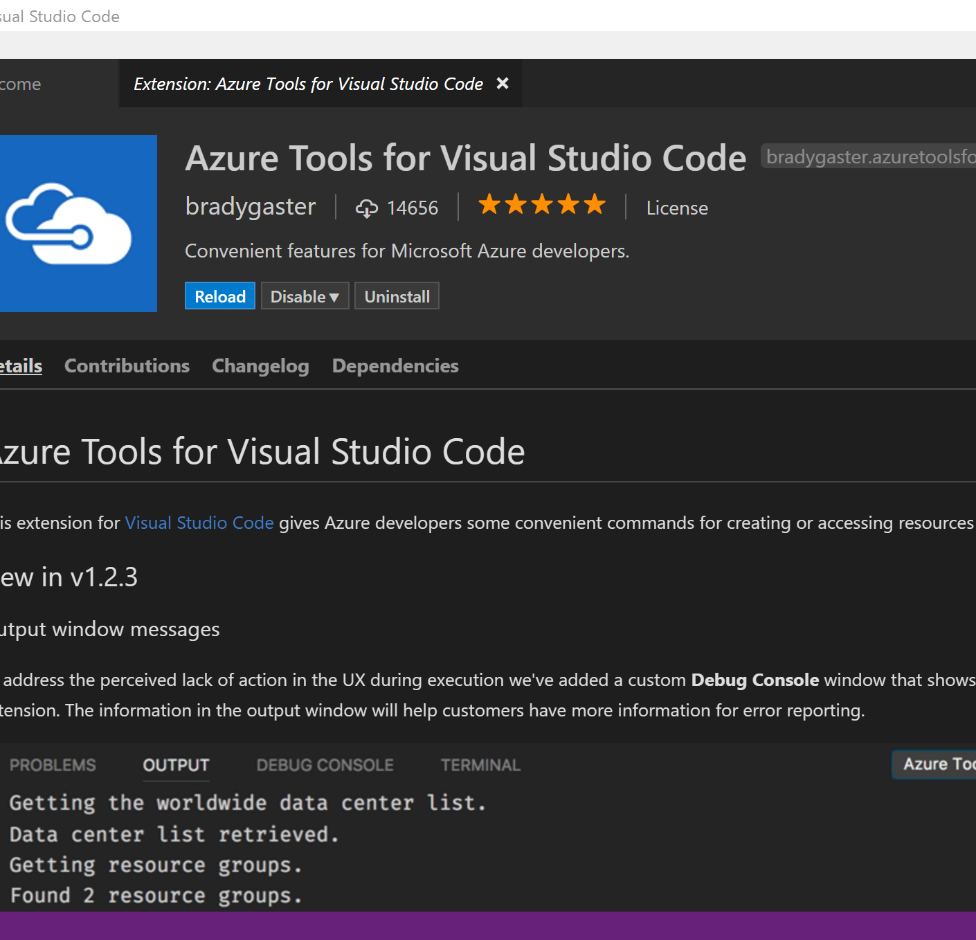 How To Build And Deploy An Azure NodeJS WebApp Using Visual Studio