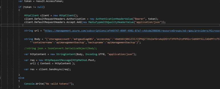 Windows Azure Service Management API 3